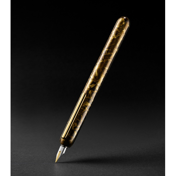 Lamy Dialog Urushi - bright leaves fountain pen