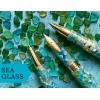 Esterbrook Estie - fountain pen Sea Glass Gold Trim