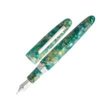Esterbrook Estie - fountain pen Oversize Sea Glass Palladium Trim