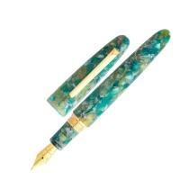 Esterbrook Estie - fountain pen Oversize Sea Glass Gold Trim