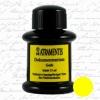 De Atramentis Document Ink Yellow swatch