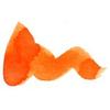 Diamine Shimmer Inferno Orange sample