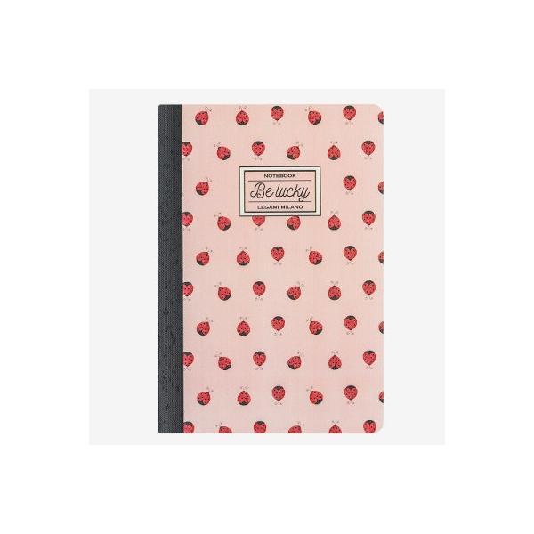 Legami Notebook A5 Ladybird