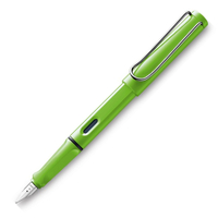 Lamy Safari 13 Fountain Pen green