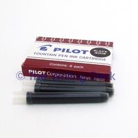Pilot Ink Cartridges pk 6 blue