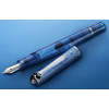 Pelikan Classic Series M205 Transparent Blue SE