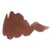 Waterman Brown ink swatch