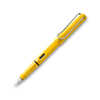 Lamy Safari 18 Fountain Pen Yellow