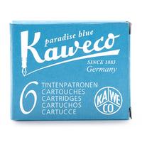 Kaweco cartridge Paradise Blue