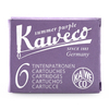 Kaweco cartridge purple