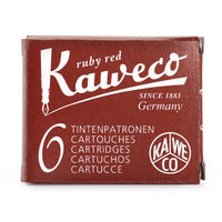 Kaweco cartridge red