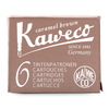 Kaweco cartridge brown