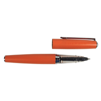Herbin Metal rollerball orange