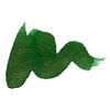 Diamine Shimmer Golden Ivy (green/gold) sample