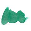 Diamine Shimmer Spearmint Diva (green/silver) sample