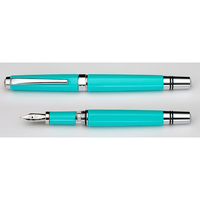 TWSBI Classic fountain pen turquoise