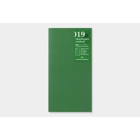 Traveler's Company Free Diary Weekly Grid Notebook 019