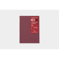 Traveler's Company Passport Blank notebook MD 003