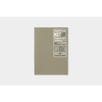 Traveler's Company Passport Free diary Weekly 007