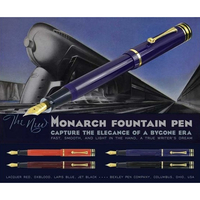 Bexley Monarch Lapis Blue