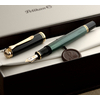 Pelikan Souverän M600 Fountain Pen black/green
