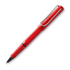 Lamy Safari 316 Rollerball red