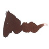Diamine Chocolate Brown sample