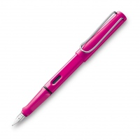 Lamy Safari 13 Fountain Pen pink
