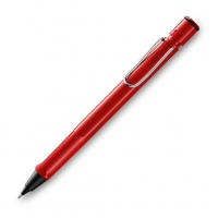 Lamy Safari 116 Pencil red