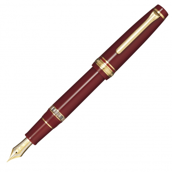 Sailor Professional Gear Realo Maroon (gold trim)