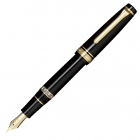 Sailor Professional Gear Realo Black (gold trim)