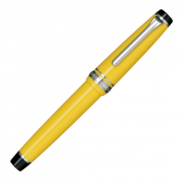 Sailor Professional Gear Fountain Pen yellow