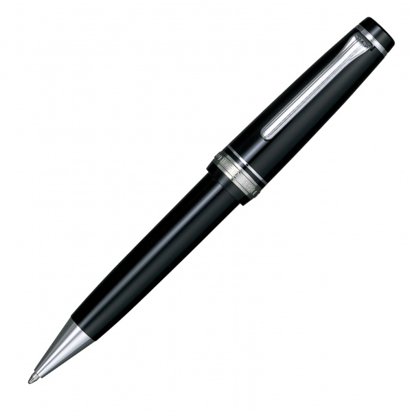 Sailor Pro Gear Black rhodium trim ballpen