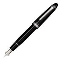 Sailor 1911 Classic Naginata Togi Smooth Black (rhodium trim)