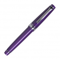 Sailor Sapporo Metallic Purple Fountain Pen