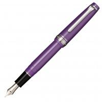 Sailor PG Slim Metallic Purple Fountain Pen
