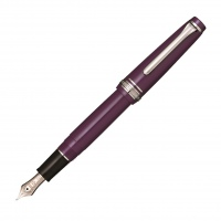 Sailor PG Slim Blueberry Fountain Pen