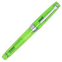 Sailor Sapporo Transparent Green Fountain Pen