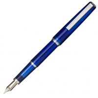 Sailor 1911 Young Trans Blue (rhodium trim)