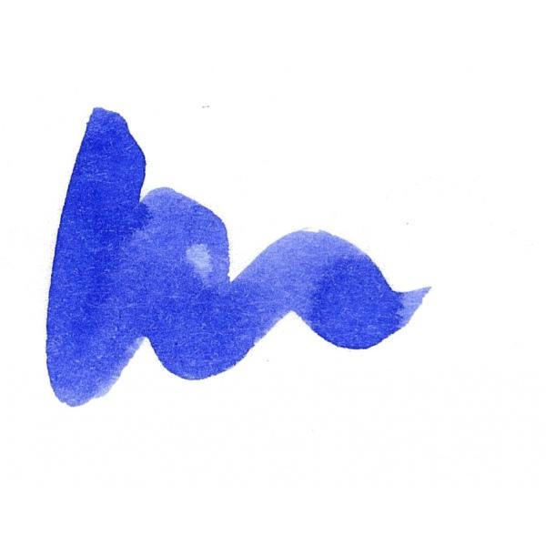 Pelikan Edelstein Sapphire ink swatch