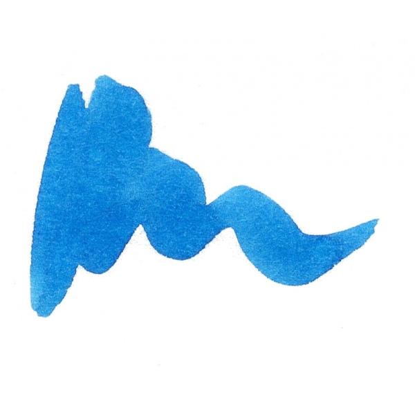 Pelikan Edelstein Topaz ink swatch