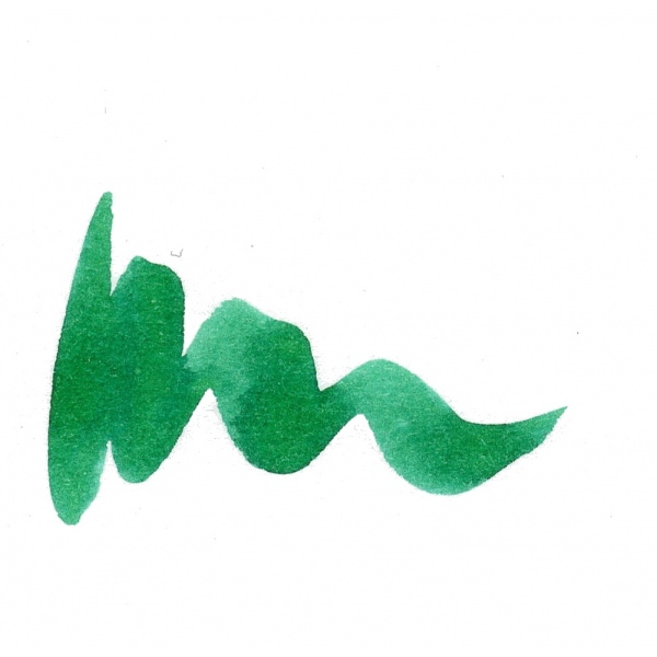 Pelikan Edelstein Aventurine sample