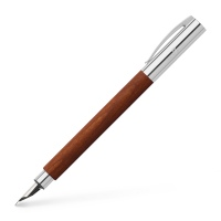 Faber Castell Ambition Fountain Pen pearwood