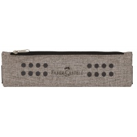 Faber Castell Grip pencil pouch grey