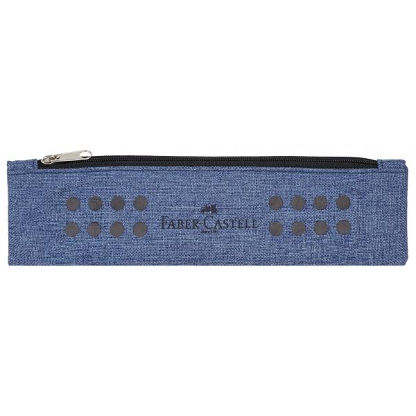 Faber Castell Grip pencil pouch avio blue