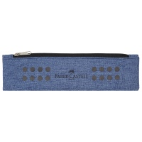 Faber Castell Grip pencil pouch avio blue