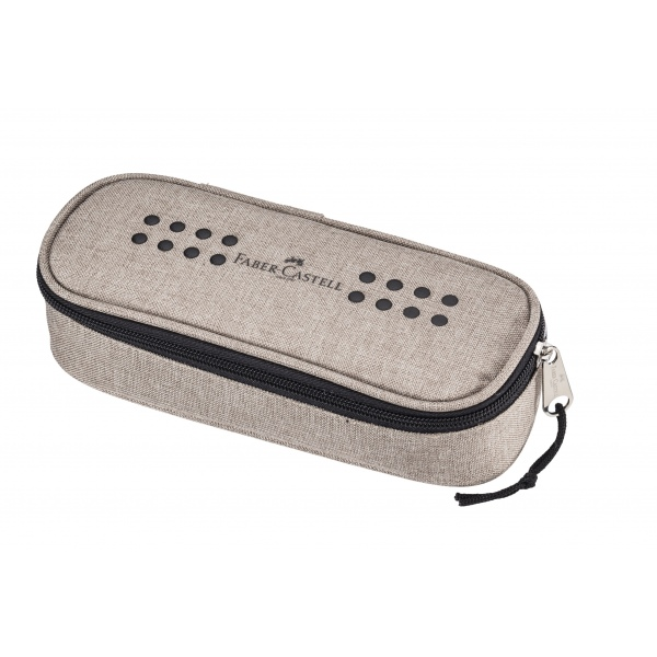 Faber Castell Grip pencil case sand