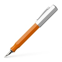 Faber Castell Ondoro Fountain Pen Orange