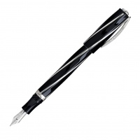 Visconti Divina Oversive Fountain Pen black