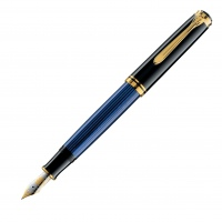 Pelikan Souverän M800 Fountain Pen black/blue